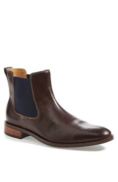 Cole Haan 'Lenox Hill' Chelsea Boot - Perhaps my biggest shoe purchase REGRET ever...  They're too small (my fault for sizing down to 8.5 when I'm normally a 9 -10) and the sole sucks even in rain.  The ridges don't have enough surface area and don't grip well enough.  Still love the Chelsea boot look, but hate this pair.