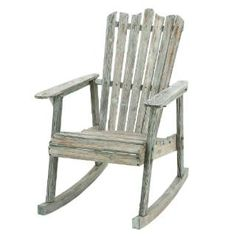 Genial Woodland Imports 85974 Old Look Old Fashioned Rocking Chair