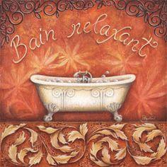 Mis Laminas para Decoupage Bathroom Images, Bathroom Art, Laundry In Bathroom, Victorian Bathtubs, Wall Prints, Fine Art Prints, Retro, Decoupage Paper, Clawfoot Bathtub