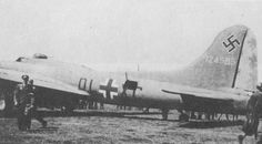 B-17 captured flown by Germany in WWII KG200 was a secret gruppe who flew with Captured Allied aircraft KG200 flew with captured Spitfire,Tempest,Typhoon, P51,P47 ,P38 ,Yak 7,Yak 9, Lagg 1,Lagg 3 ,LA5FN ,IL2 Sturmovik Mosquito, B24,B17, lancaster ,Stirling and many others for testing purposes