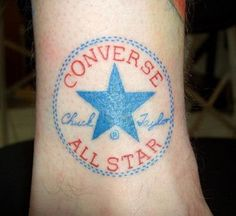Converse Tattoo Designs | Tattoos Photographs. ** Have a look at more at the photo