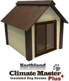 Special Offers - Climate Master Plus Insulated Dog House w Door  Extra Large - In stock & Free Shipping. You can save more money! Check It (July 30 2016 at 12:36PM) >> http://dogcollarusa.net/climate-master-plus-insulated-dog-house-w-door-extra-large/