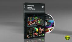 NOVO curso de 3D com base de ensino totalmente focado no mercado, completo com técnicas e apresentações exclusivas. Confira > http://tonka3d.com.br/curso-conceito-design-criacao-3d.html