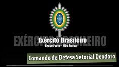 Comando de Defesa Setorial Deodoro nos Jogos #RIO2016