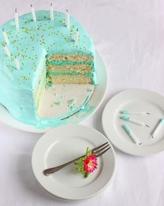Old-Fashioned Birthday Cake Recipe