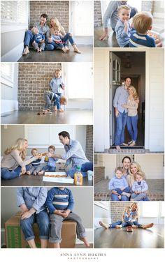 New home photoshoot, lifestyle photography, family photos, Anna Lynn Hughes Photography, Alpharetta, GA