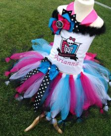 monster high children clothes - Google Search