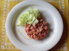 Lohitartar Kotikokki.netin nimimerkki Chef Studentin ohjeella