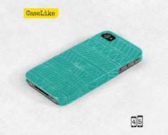 Turquoise iphone 5 case turquoise iphone case Teal by caselike, $22.00