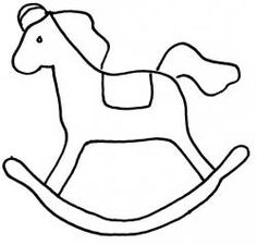 1000 images about applique rocking horses on pinterest