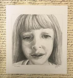 Caterina Giglio, Taylor, Pencil and Graphite drawing