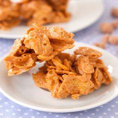 Butterscotch Dessert Recipes - Peanut Butter Butterscotch Drops