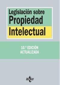 Legislación sobre propiedad intelectual / edición preparada por Patricia Mariscal Garrido-Falla , Gemma Maria Minero Alejandre ; bajo la dirección de Rodrigo Bercovitz Rodríguez-Cano
