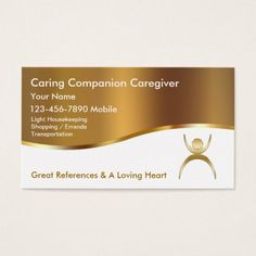 Home health aid business cards home health aide pinterest classy caregiver business cards colourmoves