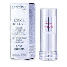 Buy Lancome 4ml Rouge In Love Lipstick # 340B Rose Boudoir Free delivey on all skin care, cosmetics and makeup orders within Australia & New Zealand by the best online store eSavings Fresh Scents.