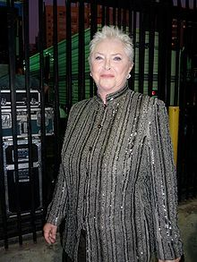 Susan Flannery (Stephanie) on The Bold and The Beautiful...first played Dr. Laura Horton on Days of Our Lives from 1966-1975