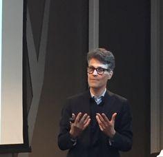 Professor Patrick Reinmoeller vertelt over de onderzoeken achter Woosh5