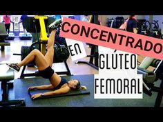 CONCENTRADO en GLUTEO AISLADO! | Naty Arcila | - YouTube Reto Fitness, Crazy Life, Gym Equipment, Medicine, Sports, Beauty, Workout Routines, Exercises, Bikini