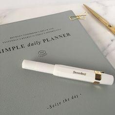 Tuesdays are great days for knocking off some easy tasks from your to-do list . . #tuesday #kaweco #mint #interiors #iconicdesign #instashop #bydesign #planner #planneraddict #daily #instadaily #instagood #fountainpen #stationeryaddict #stationerylove #marblelove