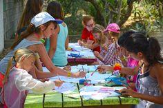 Le camping 5* Hippocampe propose à vos enfants de nombreuses activités ! Avec club enfants et ados, chacun trouvera sa place ! Plus d'infos : https://www.tohapi.fr/provence-cote-azur/camping-hippocampe.php #tohapi #vacances #camping #enfants #activités #jeux #volonne #provencealpescotedazur #paca #clubenfants #animations #peinture