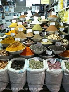 Trade: Many people would farm up supplies to bring to a market and trade. In this case farming spices.