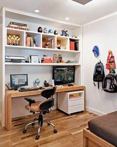 Inspiração para seu Home Office.