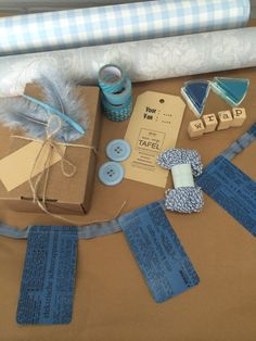 Giftwrapping workshop