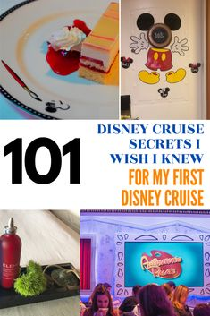 Disney Cruise Tips First Timers Need To Know. Whether you are sailing on the Disney Dream, Fantasy, Magic or Wonder you will find everything you need here.  All the Disney Cruise Tips and Secrets I wish I had known on my first Disney Cruise. Written by a Disney Cruise expert who has sailed for many months on all the Disney Cruise ships.