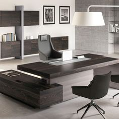 Jera Executive Office Desk Las Mobili