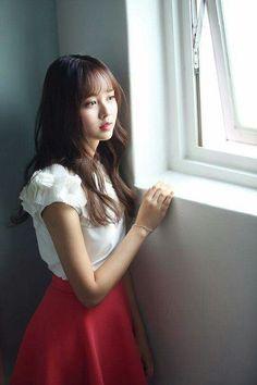 Kim So-hyun (김소현) - Picture @ HanCinema :: The Korean Movie and Drama Database Korean Women, Korean Girl, Korean Beauty, Asian Beauty, Korean Celebrities, Celebs, Asian Woman, Asian Girl, Stylish Outfits