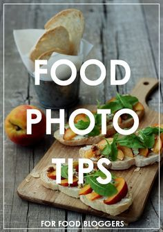 Are you a food blogger? Or do you simply love to take pictures of food? This article gives you tips and tricks that can help improve your photos!