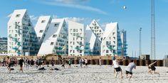 Galeria zdjęć - Współczesna architektura skandynawska. The Iceberg – nowe osiedle w Danii - zdjęcie nr 4 - - Architektura Murator