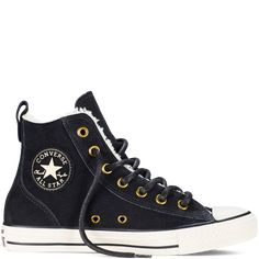 Stay warm and make a statement with Converse Sneakerboots