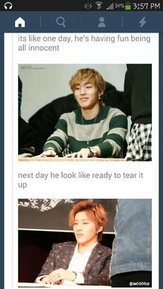 Jongup can go from culeless dork to hot beast just like that like how can you not love this guy