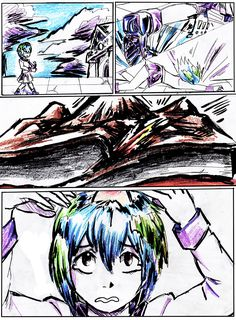 The origin of mountains   Earth-chan   Know Your Meme
