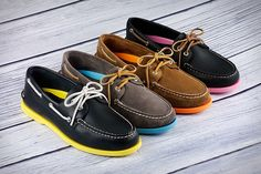 Sperry Neon Top-Sider