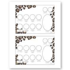 Mary Kay tray insert. Customize it just for you!! Find it on www.thepinkbubble.co!!!