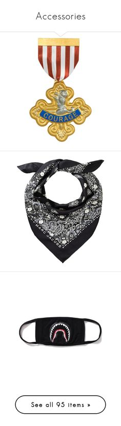 """""""Accessories"""" by kirstymilli99 ❤ liked on Polyvore featuring accessories, scarves, accessories - scarves, bandanas, necklaces, tie scarves, paisley print bandana, paisley bandana, square scarves and tying square scarves"""