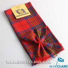 Clan Leslie Tartan S