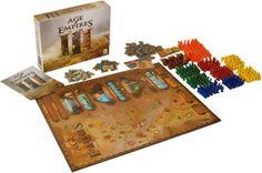 age of empires  3 juego de mesa