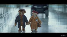 心温まるストーリーに感動する人続出!英ヒースロー空港初のXマスWeb動画『最高の贈り物』 | AdGang