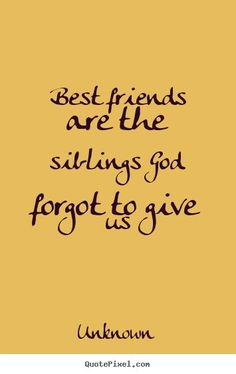 Sayings about friendship