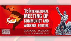 Οι κοινές και συγκλίνουσες δράσεις που αποφάσισε η 16η Διεθνής Συνάντηση των Κομμουνιστικών και Εργατικών Κομμάτων | 902.gr