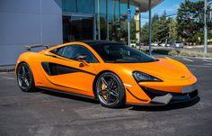 DMC Shows Off McLaren 570S Carbon Fiber Parts