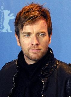 Ewan McGregor  don't care how old he is, I still have the biggest crush on him