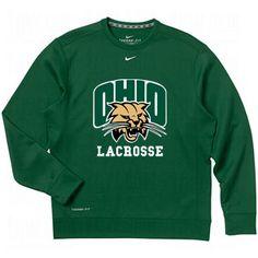 Ohio University Lacrosse Team Gear, Lacrosse, Ohio, University, Graphic Sweatshirt, Sweatshirts, Sweaters, Mens Tops, Fashion