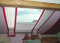 1001+ Ideen Für Dachfenster Gardinen Und Vorhänge