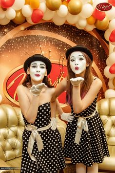 Mime Makeup, Costume Ideas, Costumes, Clowns, Vintage, Style, Fashion, Makeup, Moda
