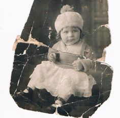 1-year-old grandmother, 1918