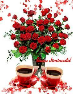Joelle, Morning Greeting, Good Morning Images, Mugs, Tableware, Heart, Flowers, Images Of Good Morning, Dinnerware